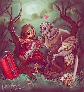 Jason Met May by nuriaabajo