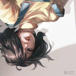 Upside Down by lorenzbasuki