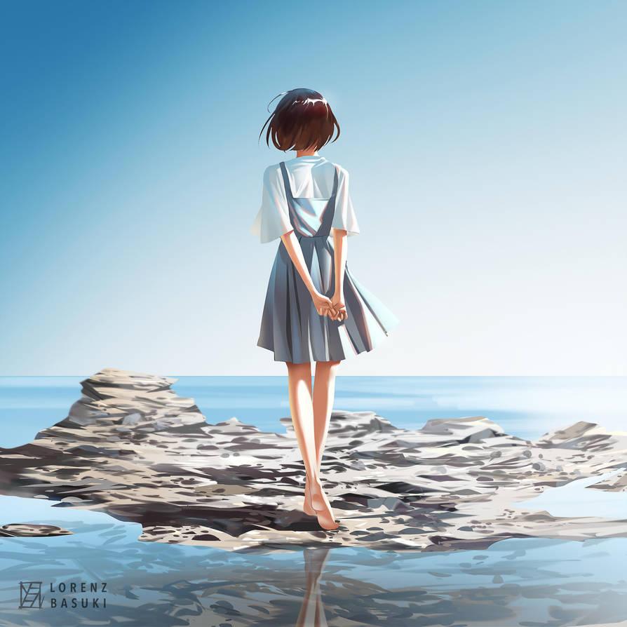 Ocean by lorenzbasuki