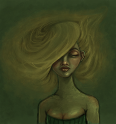 Yellowhair by HarmNone