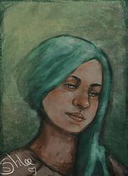 Speedpaint Girl by HarmNone