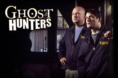 Ghost Hunters by Jekar