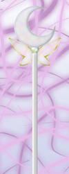 Millennium Moon Rod by Lunarstarfire