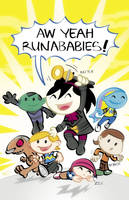Aw Yeah Runababies! by micQuestion