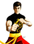 Bruce Lee as Shang-Chi by micQuestion