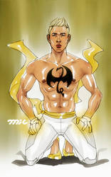 Iron Fist by micQuestion