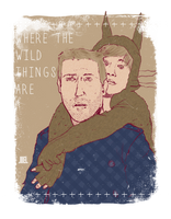 WHERE THE WILD THINGS ARE by JoelAmatGuell