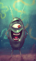 evil laugh by JoelAmatGuell