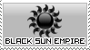 Black Sun Empire STAMP by Saarl