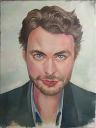 Portrait by Saarl