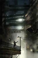 Blade Runner 01 by ornicar