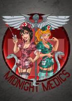 Midnight Medics: Emilea n Bethia by hooksnfangs