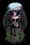 Death Angel Ivonna by hooksnfangs