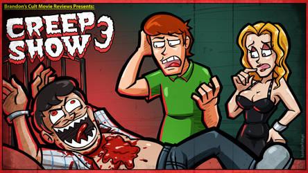 Titlecard: Creepshow 3 by hooksnfangs