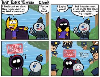 DPT: Cloak by hooksnfangs
