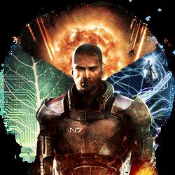Mass Effect 3: Three roads by viedara