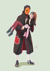 My masked guardian by ninfu-chan