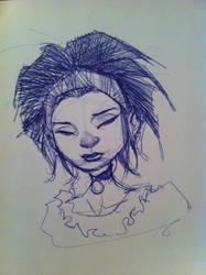 Sister Grimm by HUMBERTO RAMOS by neodrago