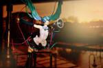 Announcing Miku's 10th Anniversary by yamitsuki-darkmoon