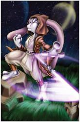 Jedi Mewtwo by Admahum