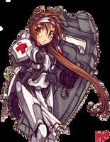 Starcraft II Medic by EroDonut
