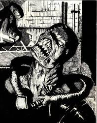 Resident Evil Study by Bigboss400