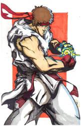 Ryu by Bigboss400