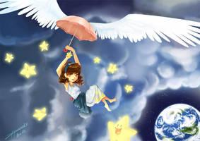 Star Glider Hansel by Kyinn