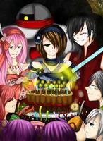 CR: Happy Birthday, Xavier by IvyLiau