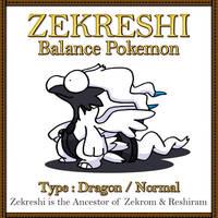 the BALANCE pokemon by c4tman