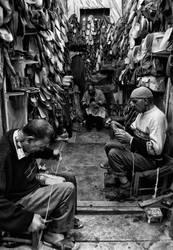 The Shoe Shop by P-a-i-k-e-a
