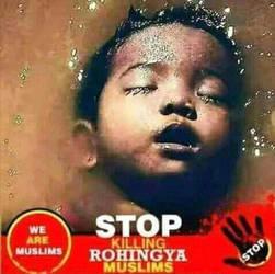 Stop Killing Rohingya Muslims by P-a-i-k-e-a