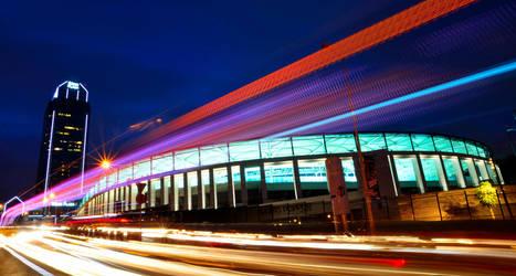 City Lights by P-a-i-k-e-a