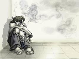 Nicotine Stains by princefala