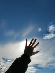 sky high five by SandiBP