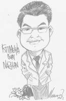 Caricature of Me! by SNN95