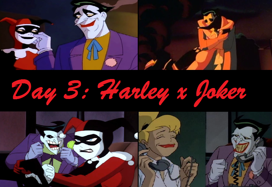 Day 3 Of Couples Collage Harleyxjoker By Pinkyazflychan On Deviantart