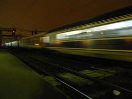 Bucharest North station by ranger2011