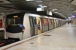 Bombardier Movia 346 metro train by ranger2011