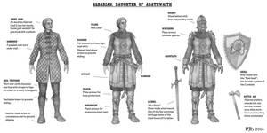 LHOC: Aldarian's more realistic armour by DeepWoodian