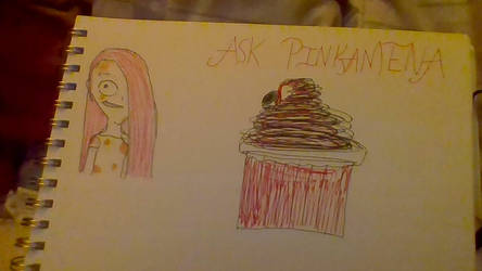 Ask Pinkamena by RavenSongBird