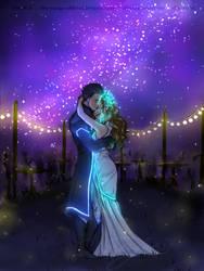 Starship Promise: Summer Wedding by Elby-manga-addicted