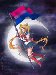Sailor Moon is bi... Right? by Elby-manga-addicted