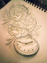 Tattoo Sketch#1 by Greg0s