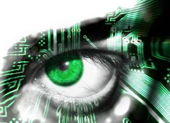 Tech Eye by ElaineG