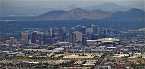 Phoenix, Az by jensaarai