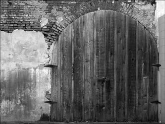 Door to Nowhere by jensaarai