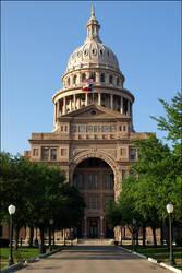 Texas State Capitol by jensaarai