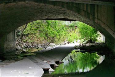 Austin Underbridge by jensaarai