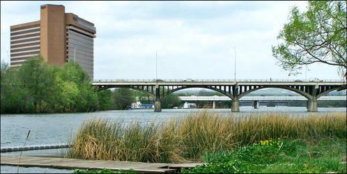 Bridge Across by jensaarai